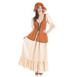 Déguisement robe médiévale femme taille XL Déguisements C4132XL