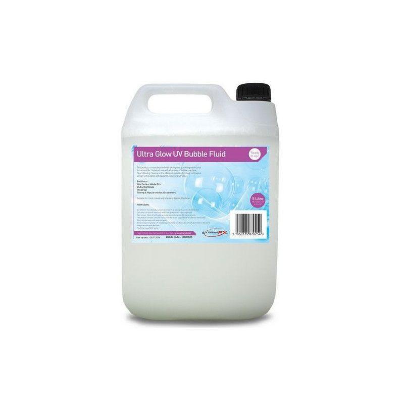 Liquide à bulles UV 5 litres Jouets et articles kermesse CB0G00