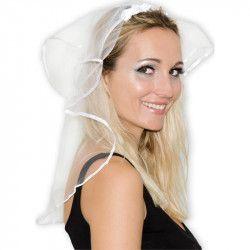 Serre-tête voile de mariée Accessoires de fête CF344001