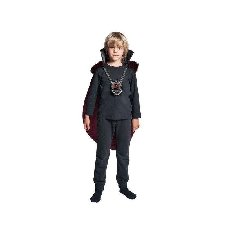 Déguisements, Cape Mirko Chica Vampiro taille 5-7 ans, CS99908, 19,90€