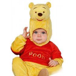 Déguisement Winnie l'ourson™ bébé 12-18 mois Déguisements DCWIN-RPMO012