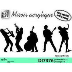 Divers, Miroir acrylique jazz, DI7376, 3,87€