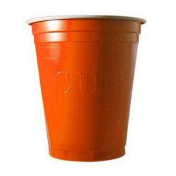 Gobelets orange original cup 53 cl x 20 Déco festive GO53