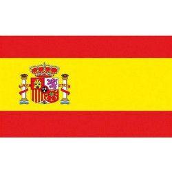 Pavillon Espagne 150 x 90 cm Déco festive GU46005