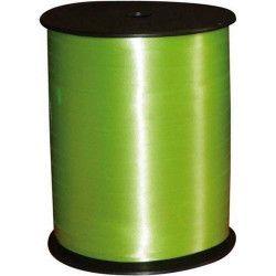 Déco festive, Bolduc vert anis 7 mm x 500 m, GU69100-ANIS, 3,90€