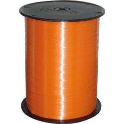 Bolduc orange 7mm x 500m Déco festive GU69100/ORANGE