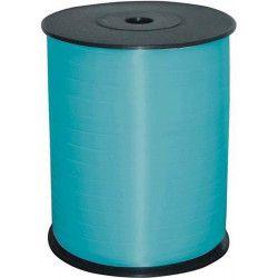 Déco festive, Bolduc turquoise 7mm x 500m, GU69100-TURQUOISE, 3,90€