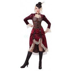 Déguisement steampunk femme taille L Déguisements H4102L