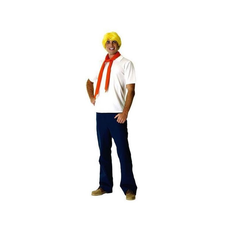 Déguisements, Déguisement Scooby-doo Fred™ homme, I-16499, 39,90 €