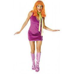 Déguisement Scooby-doo Daphné™ femme Déguisements I-16501