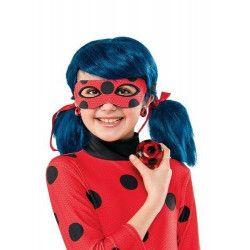 Accessoires de fête, Kit yoyo et boucles d'oreilles Lady Bug Miraculous™, I-32930, 9,50€