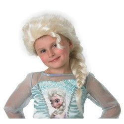 Perruque enfant Elsa La Reine des Neiges™ Accessoires de fête I-52865