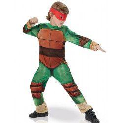 Déguisement classique Tortue Ninja™ garçon 5-6 ans Déguisements I-610525M