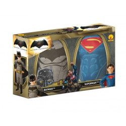 Panoplie 2 déguisements Batman et Superman - Dawn of Justice™ enfant 5-6 ans Déguisements I-620433M