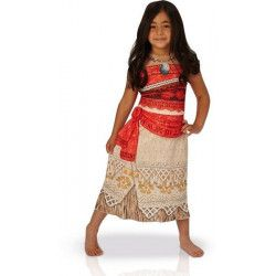 Déguisement classique Vaiana™ fille 5-6 ans Déguisements I-630511M