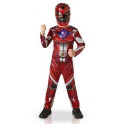 Déguisement classique Power Rangers Movie™ rouge garçon 5-7 ans Déguisements I-630710M