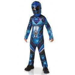 Déguisement classique Power Rangers Movie™ bleu garçon 3-4 ans Déguisements I-630714S