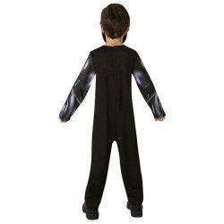 Déguisements, Déguisement classique Power Rangers Movie™ noir garçon 7-9 ans, I-630715L, 22,90€