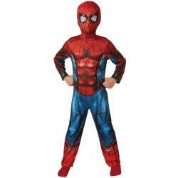 Déguisement classique Spiderman Homecoming™ garçon 5-6 ans Déguisements I-630730M
