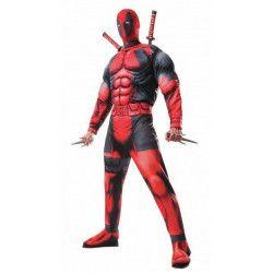 Déguisements, Déguisement Deadpool™ homme taille XL, I-810109XL, 59,90€