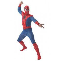 Déguisements, Déguisement Spiderman™ seconde peau adulte taille XL, I-810362XL, 39,99€
