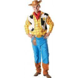 Déguisement adulte Woody™ homme taille M-L Déguisements I-880563STD