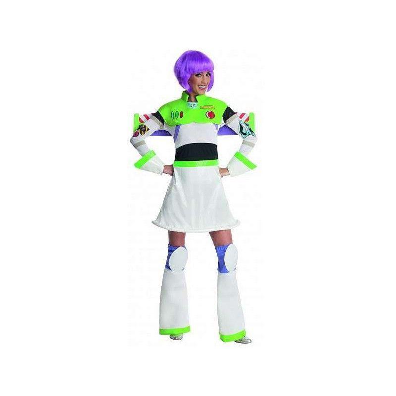 Déguisement miss Buzz l'Eclair™ femme taille S Déguisements I-880997S