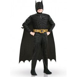 Déguisements, Déguisement luxe Batman Dark Knight™ enfant 5-6 ans, I-881290M, 37,50€