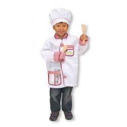 Déguisements, Kit jeu de rôle chef cuisinier enfant 3-6 ans, 14838, 29,50€