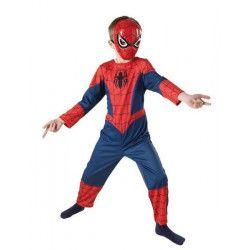 Déguisement Spiderman Ultimate™ enfant 7-9 ans Déguisements I-886919L