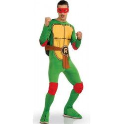 Déguisements, Déguisement classique Tortues Ninja Raphael™ homme taille XL, I-887250XL, 29,90€