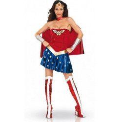 Déguisements, Déguisement Wonder Woman™ femme taille S, I-888439S, 54,90€