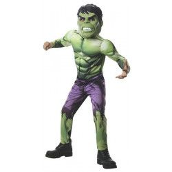 Déguisements, Déguisement Hulk Avengers Assemble™ garçon 7-9 ans, I-888911L, 29,90€
