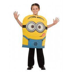 Déguisement Minion Dave™ enfant 5-6 ans Déguisements L-886444M