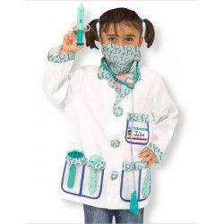 Déguisements, Kit jeu de rôle docteur enfant 3-6 ans, 14839, 32,00€