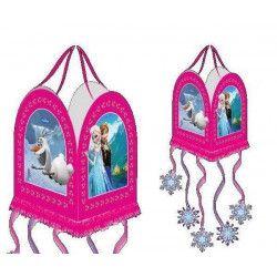 Piñata Frozen Alpine™ à suspendre Déco festive LFRO84634