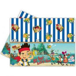 Déco festive, Nappe plastique anniversaire Jake Le Pirate, LJAK82611, 4,90€