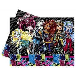 Nappe plastique anniversaire Monster High Déco festive LMHI80679