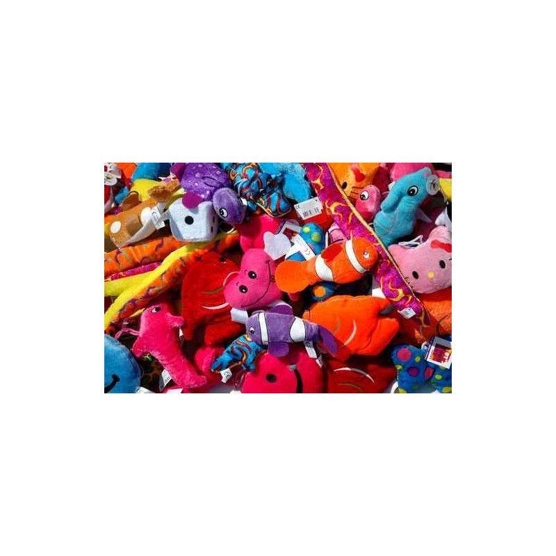 Lot 100 peluches 8 à 10 cm variés Jouets et articles kermesse LOT100PEL