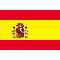 Drapeau Espagne 90x150 cm Déco festive LP00101
