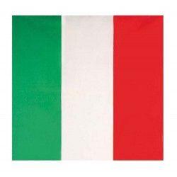 Bandana drapeau Italie Accessoires de fête LP00128