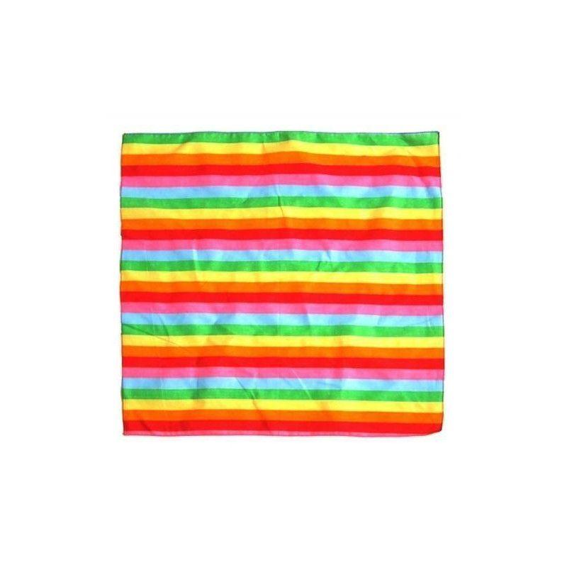 Bandana rayé multicolore Accessoires de fête LP00586
