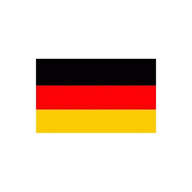 Drapeau Allemagne 90x150 cm Déco festive LP00692