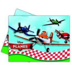 Nappe plastique anniversaire Planes™ Déco festive LPLA81655