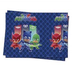 Nappe anniversaire 120 x 180 cm Pyjamasques™ Déco festive LPYJ88634