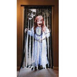 Rideau de porte exorciste Déco festive M36846