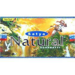 Lot de 12 boites d'encens indien Satya Sai Baba natural 15 grs Divers NAT132-LOT