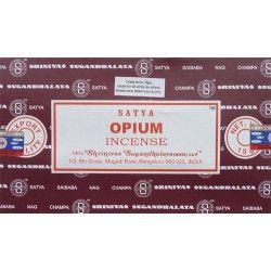 Divers, Encens Satya opium 15g, OPI785, 1,80€