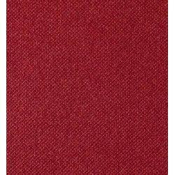 Serviettes jetables ouate gaufrées bordeaux 38x38 cm Déco festive SPU23838BDX