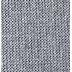 Serviettes jetables ouate gaufrées gris argent 38x38 cm Déco festive SPU23838GR